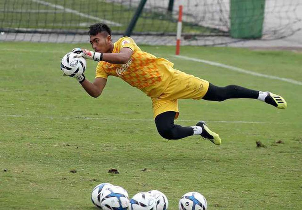 Chùm ảnh dàn cầu thủ cao trên 1m80 của U23 Việt Nam dự Giải U23 châu Á 2020 - Ảnh 10.