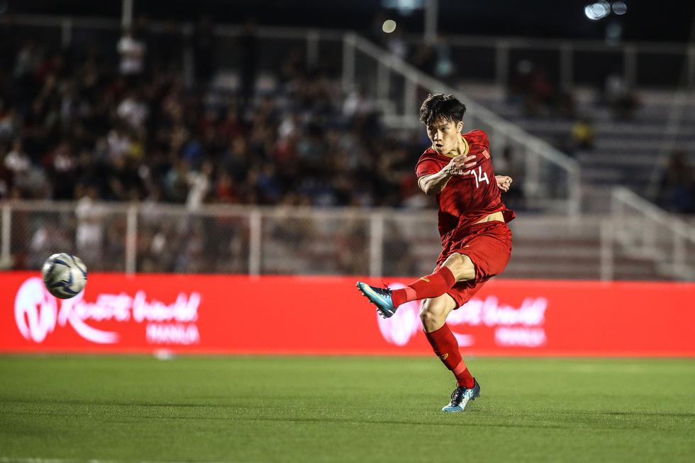Chùm ảnh dàn cầu thủ cao trên 1m80 của U23 Việt Nam dự Giải U23 châu Á 2020 - Ảnh 7.