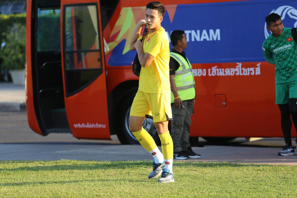 Chùm ảnh dàn cầu thủ cao trên 1m80 của U23 Việt Nam dự Giải U23 châu Á 2020 - Ảnh 8.