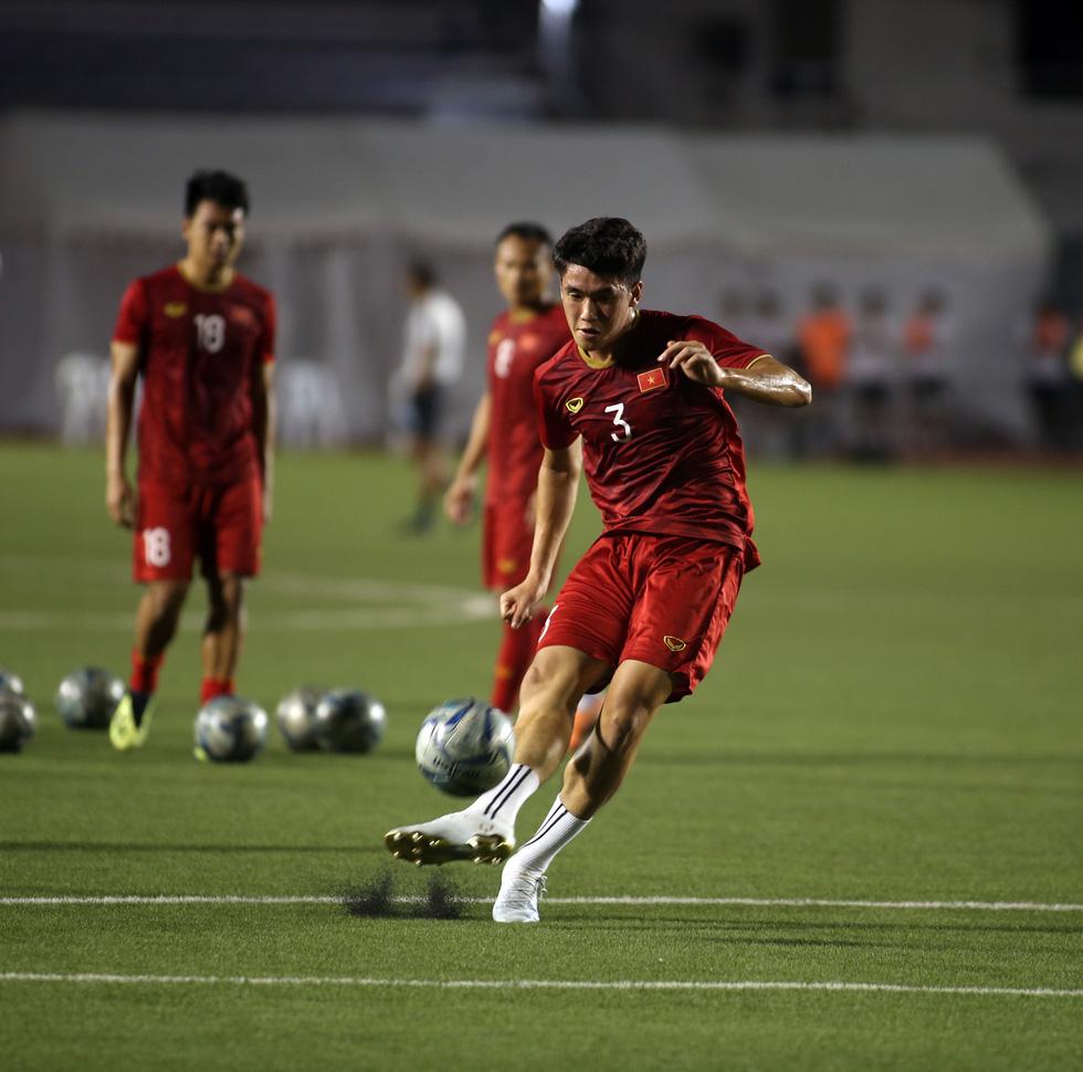 Chùm ảnh dàn cầu thủ cao trên 1m80 của U23 Việt Nam dự Giải U23 châu Á 2020 - Ảnh 5.