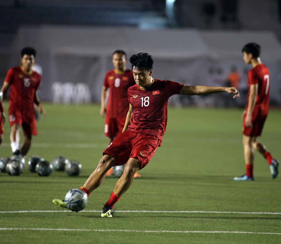 Chùm ảnh dàn cầu thủ cao trên 1m80 của U23 Việt Nam dự Giải U23 châu Á 2020 - Ảnh 2.