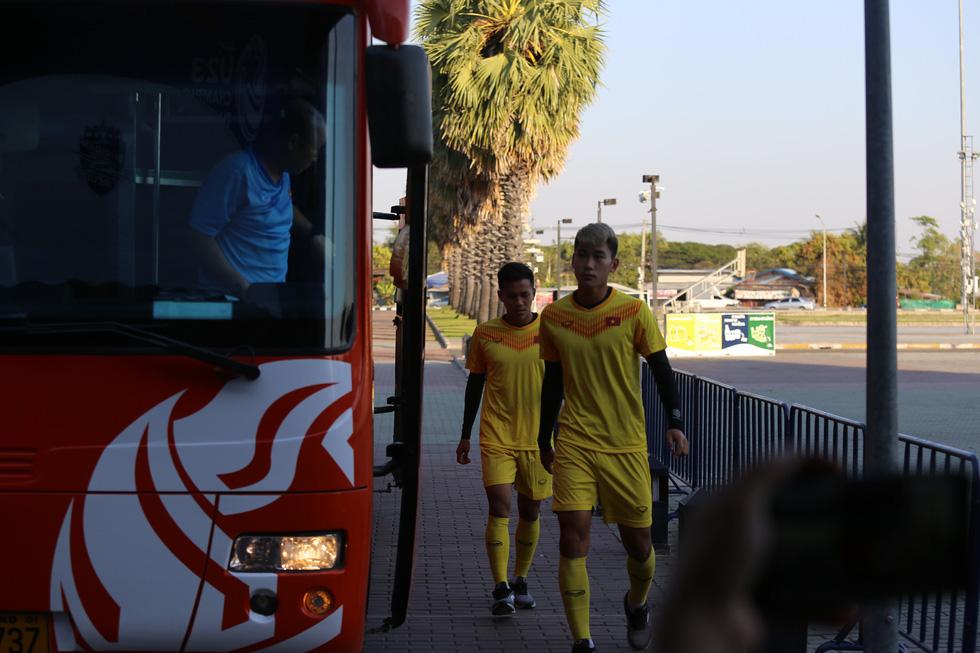 Chùm ảnh dàn cầu thủ cao trên 1m80 của U23 Việt Nam dự Giải U23 châu Á 2020 - Ảnh 9.