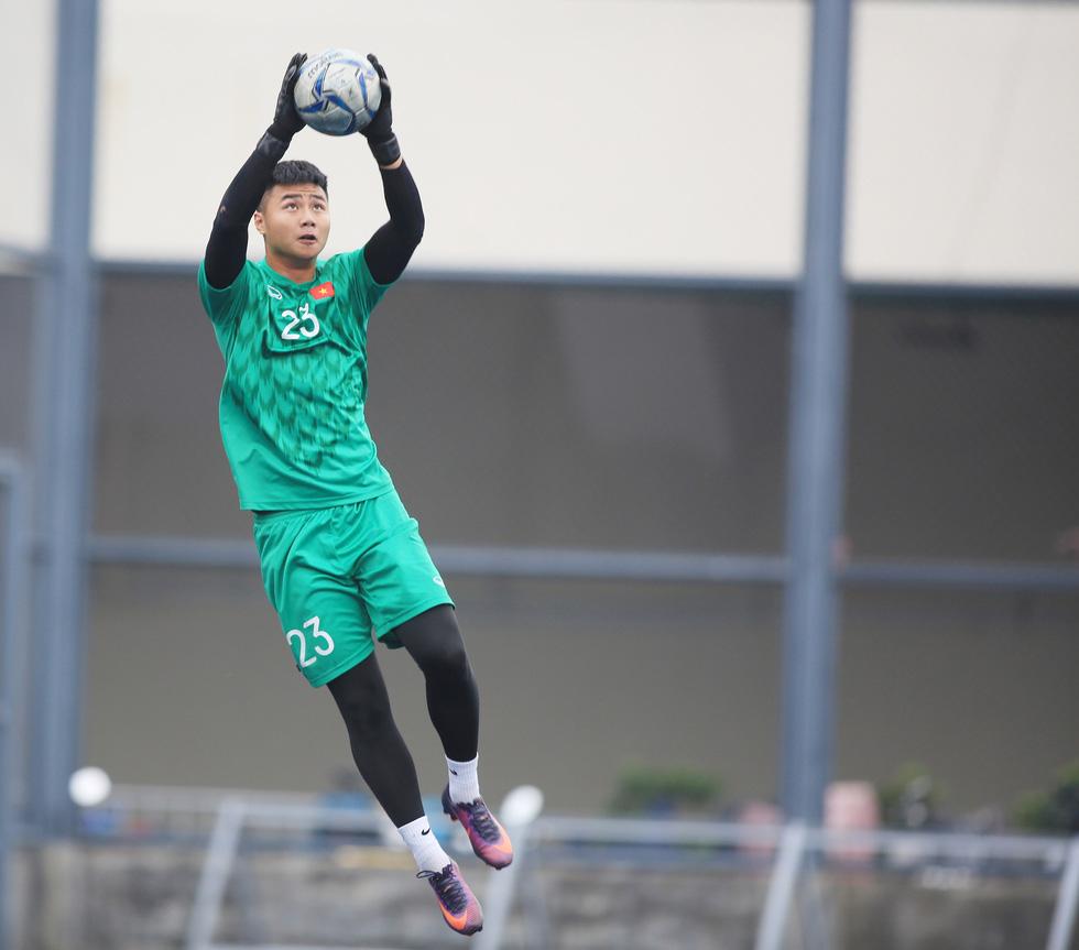 Chùm ảnh dàn cầu thủ cao trên 1m80 của U23 Việt Nam dự Giải U23 châu Á 2020 - Ảnh 4.