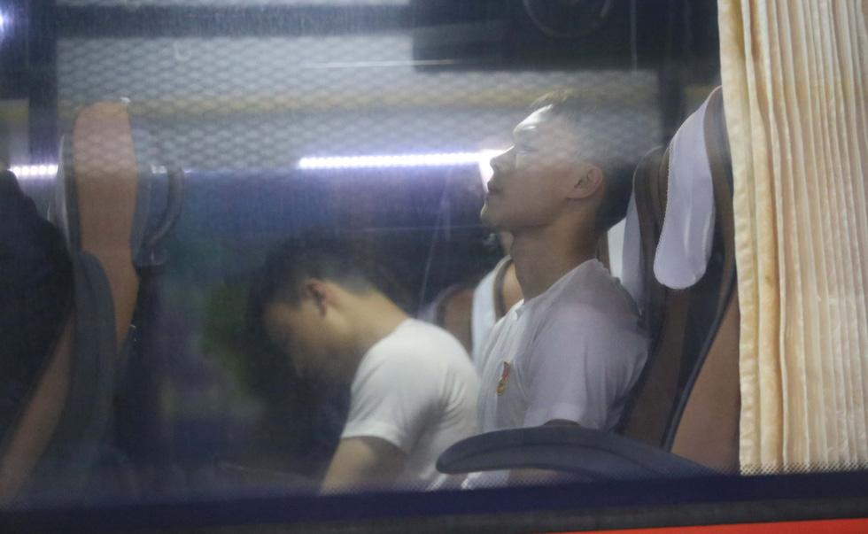 Chùm ảnh cầu thủ Hàn Quốc bùng nổ, cầu thủ Trung Quốc sụp đổ sau bàn thắng muộn - Ảnh 14.