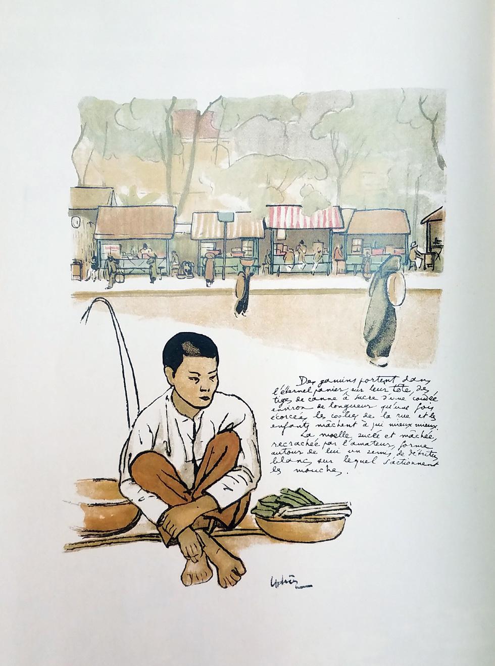 Ngắm hàng rong và nghe tiếng rao hàng trên phố Hà Nội xưa - Ảnh 11.