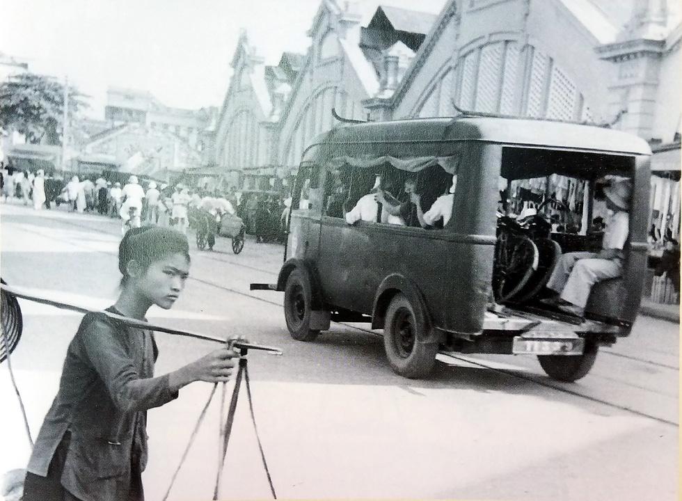 Ngắm hàng rong và nghe tiếng rao hàng trên phố Hà Nội xưa - Ảnh 7.