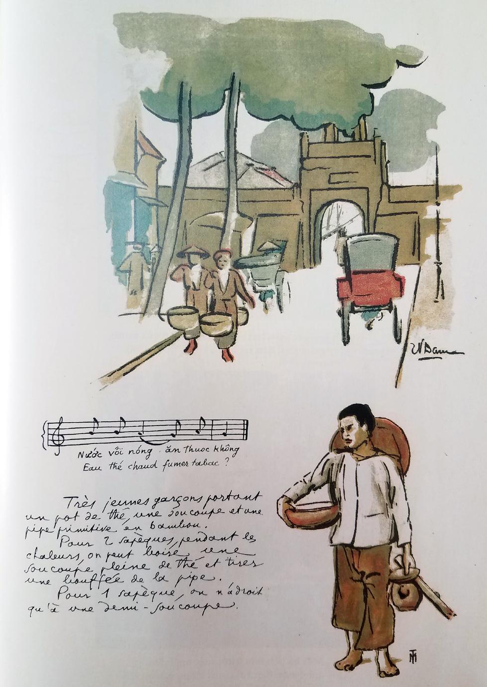 Ngắm hàng rong và nghe tiếng rao hàng trên phố Hà Nội xưa - Ảnh 10.