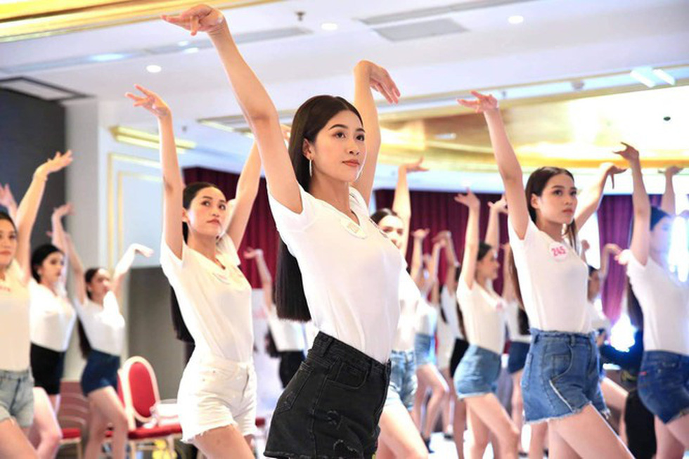 35 bright faces, who will be Miss Vietnam in the final November 21?  - Photo 7.