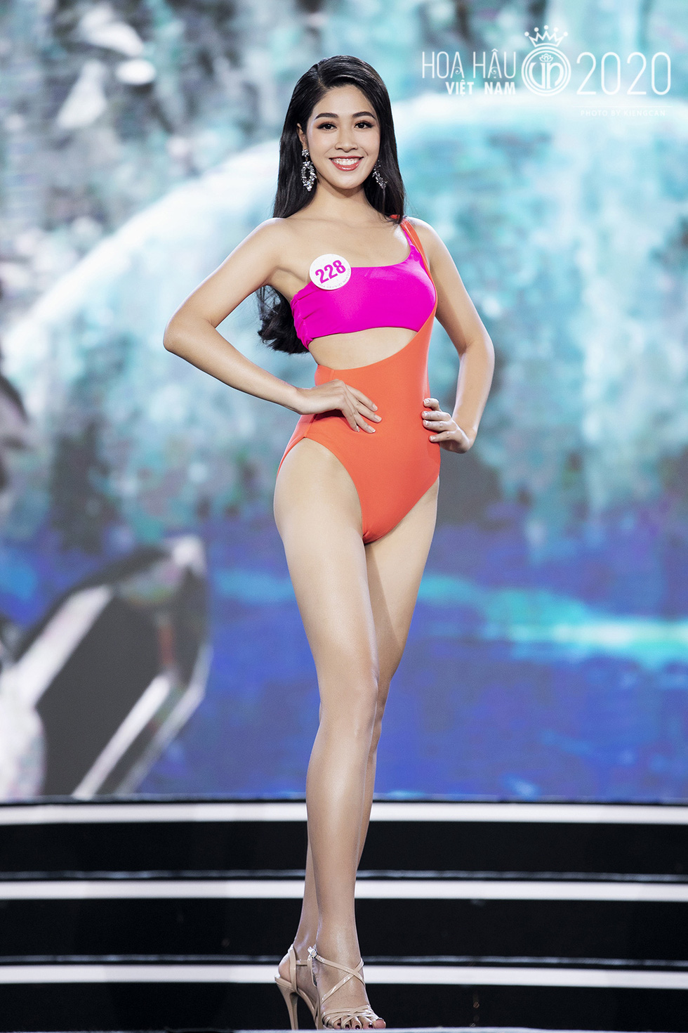 35 bright faces, who will be Miss Vietnam in the final November 21?  Photo 8.
