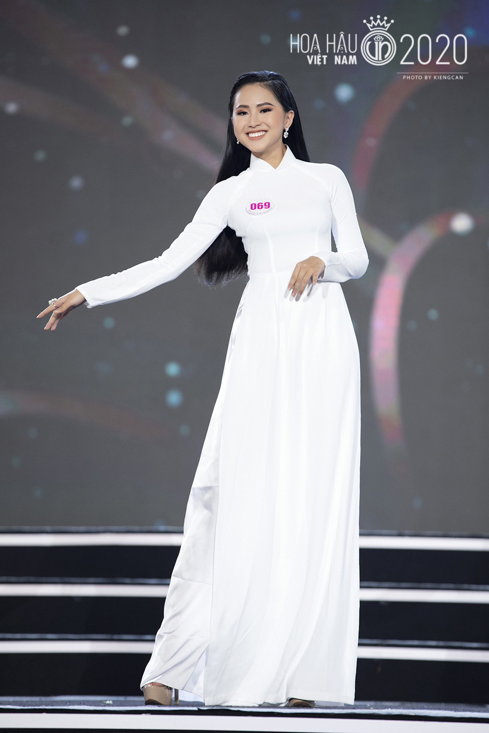 35 bright faces, who will be Miss Vietnam in the final November 21?  Photo 3.