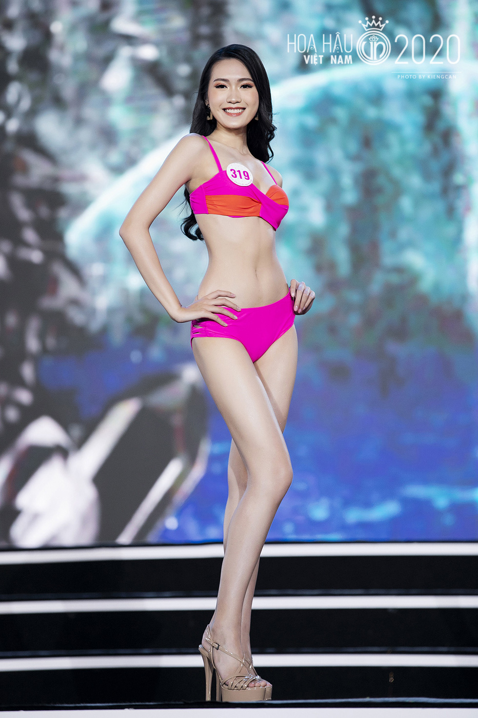 35 bright faces, who will be Miss Vietnam in the final November 21?  - Photo 4.