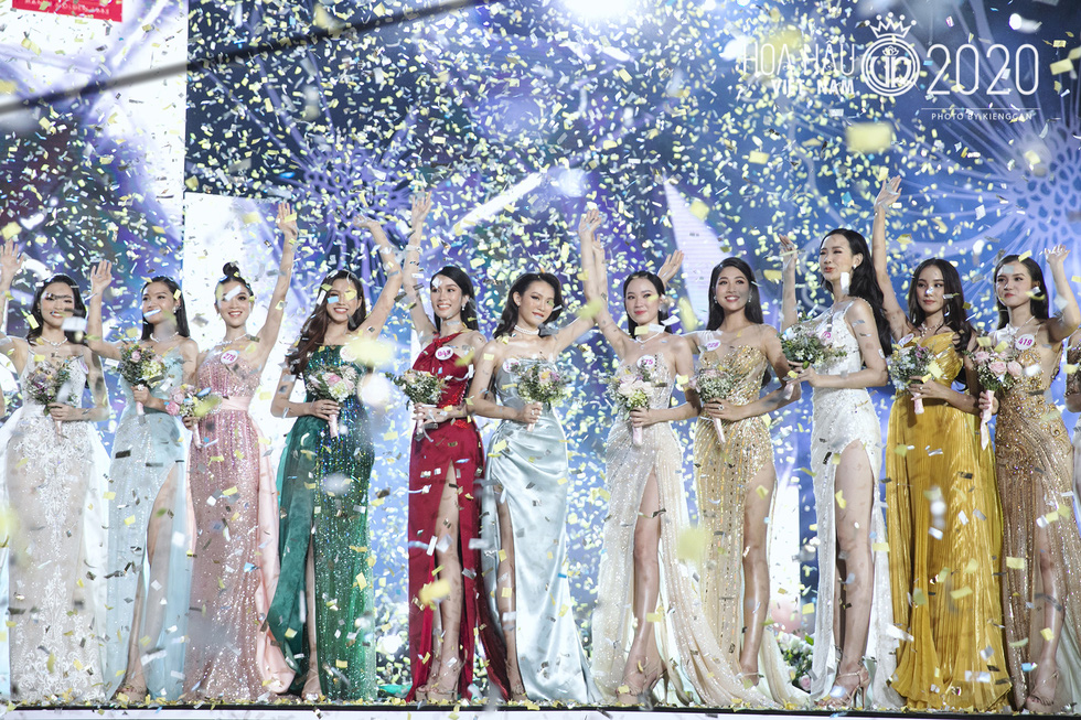 35 bright faces, who will be Miss Vietnam in the final November 21?  - Photo 2.