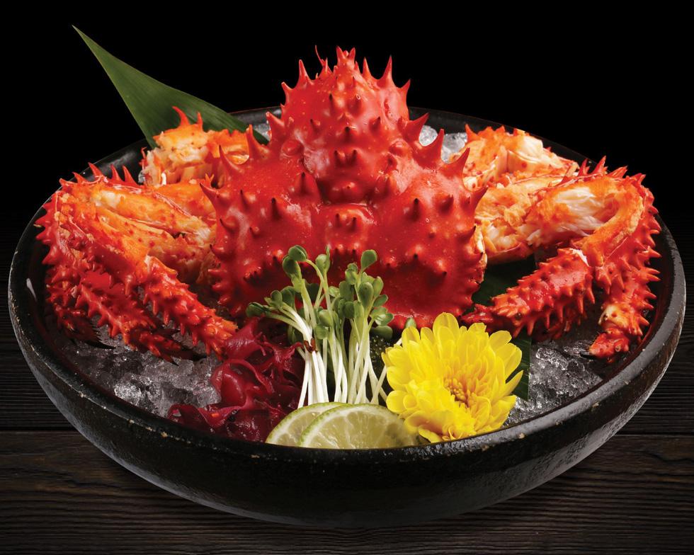 Thưởng lãm phong vị món ngon mùa thu nước Nhật tại Sushi Hokkaido Sachi - Ảnh 1.