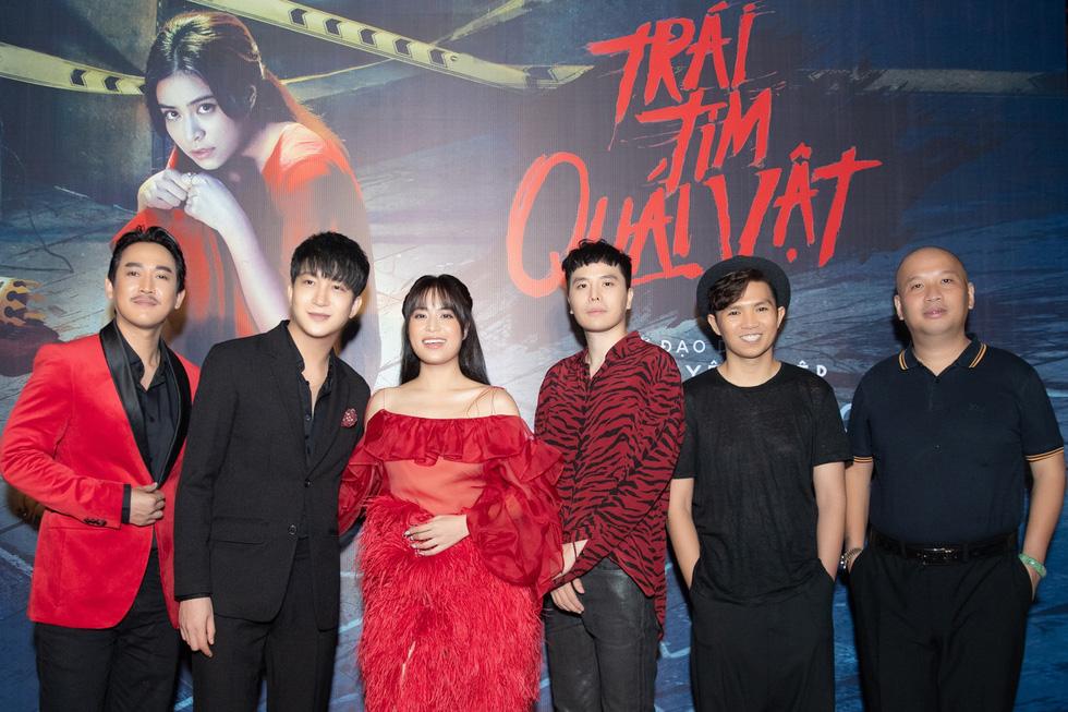 Trái tim quái vật - phim dựa theo các vụ giết người có thật ở Việt Nam - Ảnh 1.
