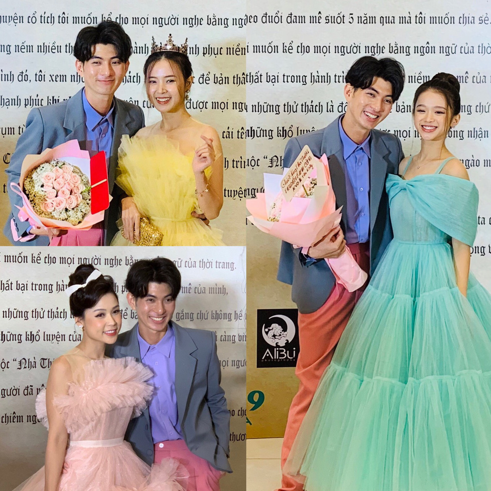 Thanh Hằng làm 'công chúa vedette' trong show diễn cổ tích The Princess - Ảnh 4.