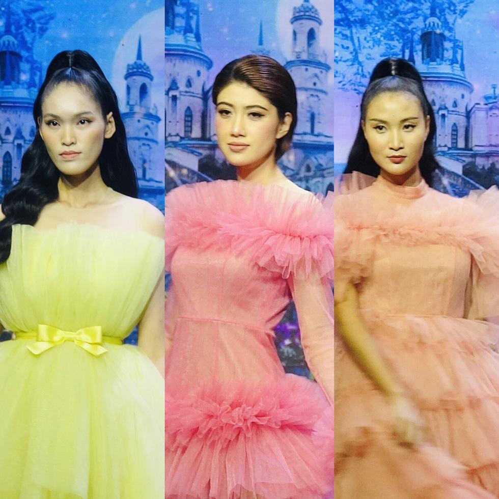 Thanh Hằng làm 'công chúa vedette' trong show diễn cổ tích The Princess - Ảnh 5.
