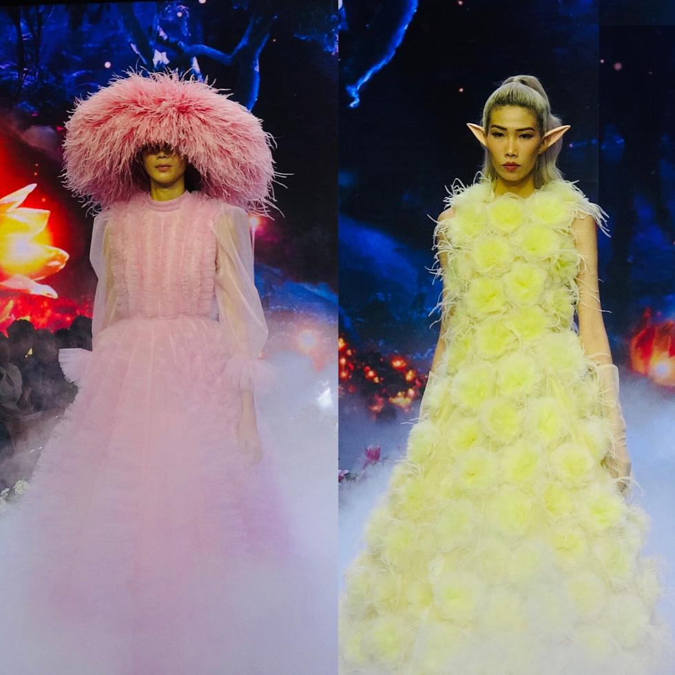 Thanh Hằng làm 'công chúa vedette' trong show diễn cổ tích The Princess - Ảnh 7.