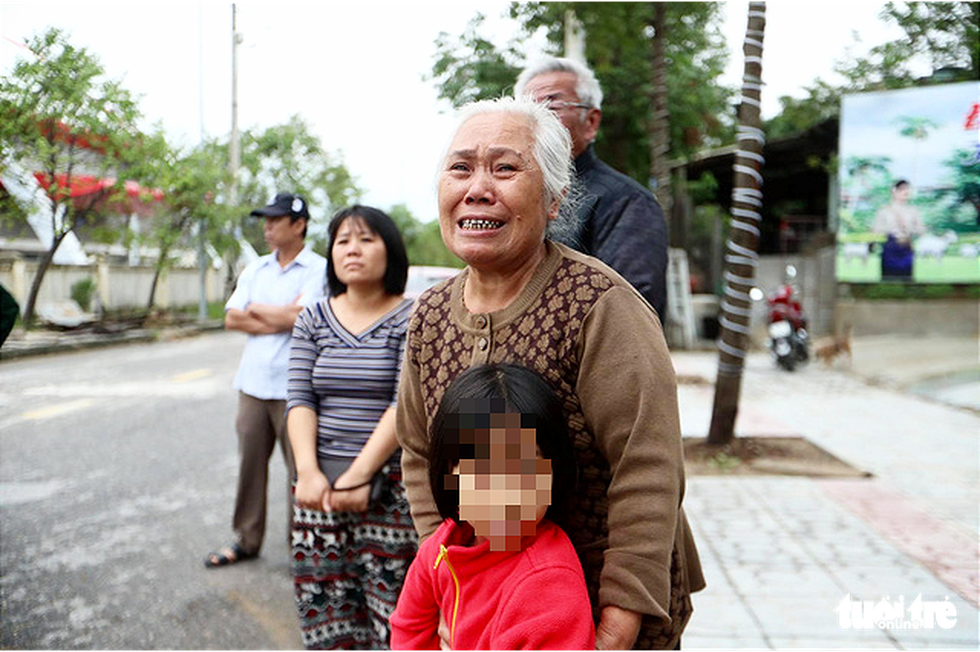 Tìm kiếm, đưa thi thể 22 chiến sĩ về Đông Hà: Nỗi đau thấu trời đất - Ảnh 10.