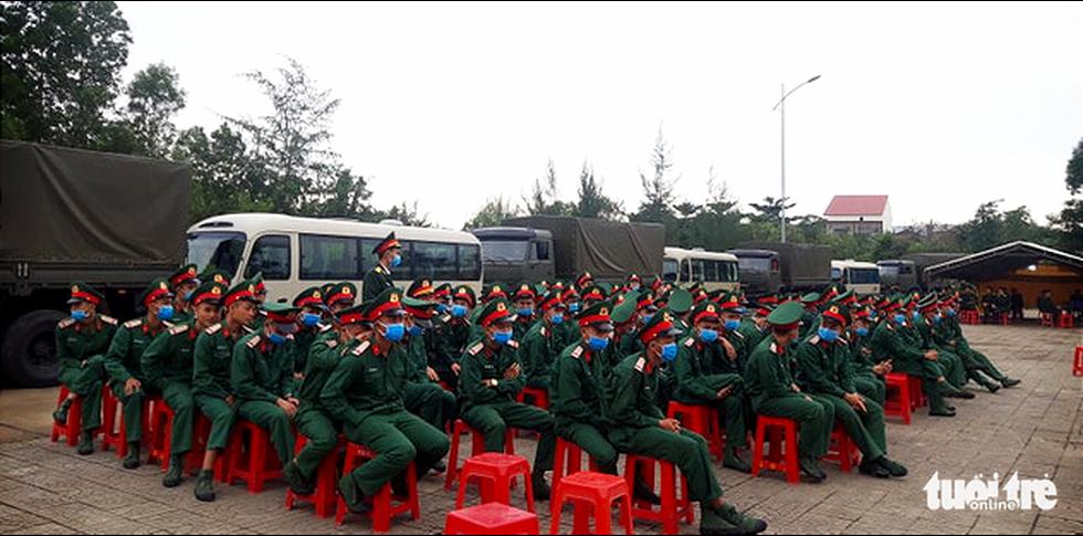 Lễ truy điệu 22 chiến sĩ Đoàn Kinh tế quốc phòng 337: Tiễn các anh về với quê nhà - Ảnh 27.