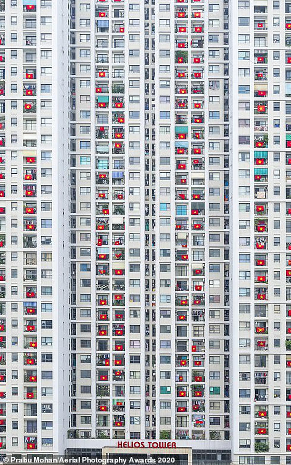 Giải thưởng Nhiếp ảnh trên không 2020: nhiều ảnh được chụp ở Việt Nam - Ảnh 5.