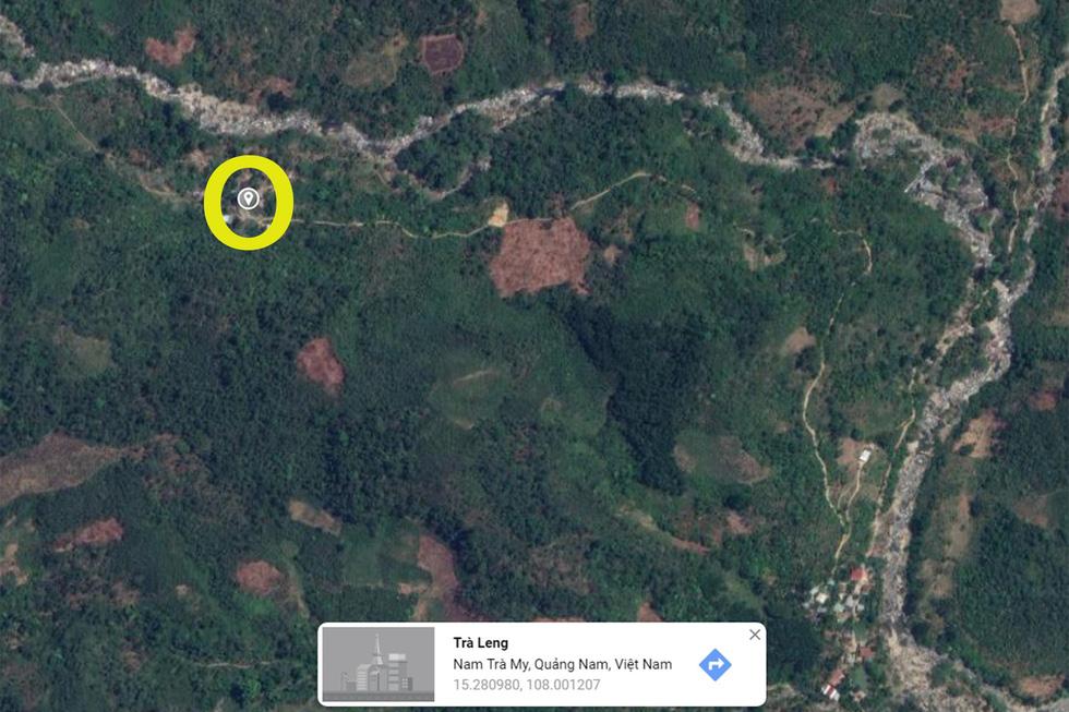 Nóng: Hai vụ sạt lở vùi lấp 53 người ở Quảng Nam, đã thông đường vào Nam Trà My - Ảnh 4.