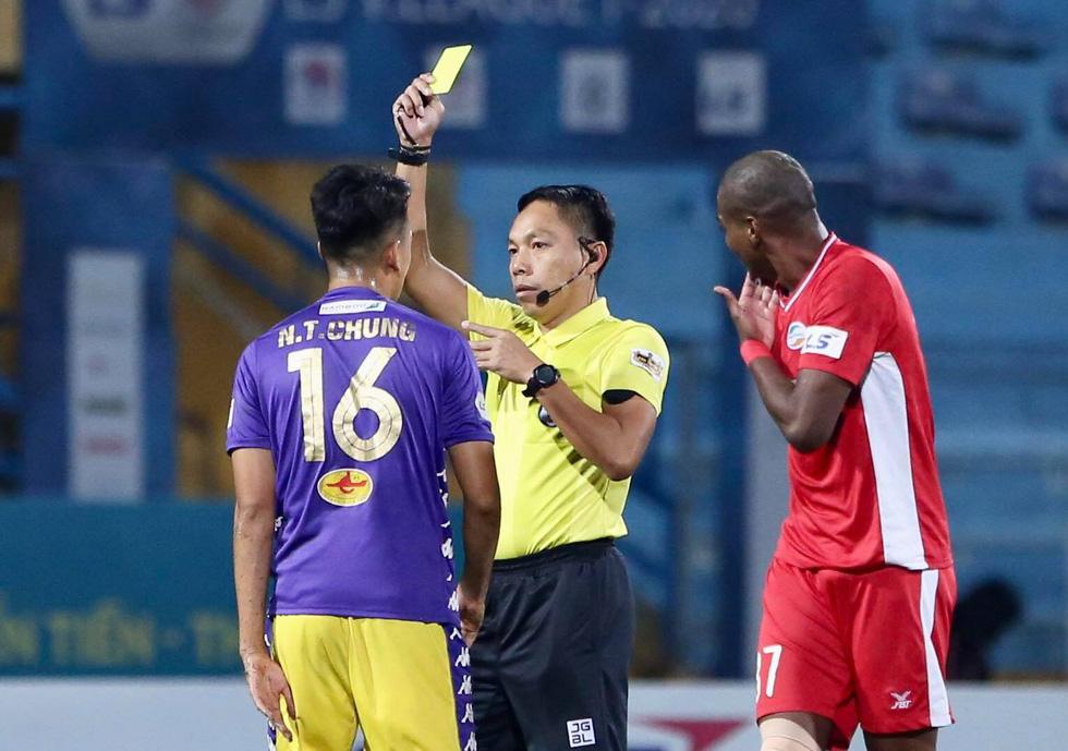 Hòa Viettel, CLB Hà Nội bị Sài Gòn vượt mặt trên bảng điểm - Ảnh 18.