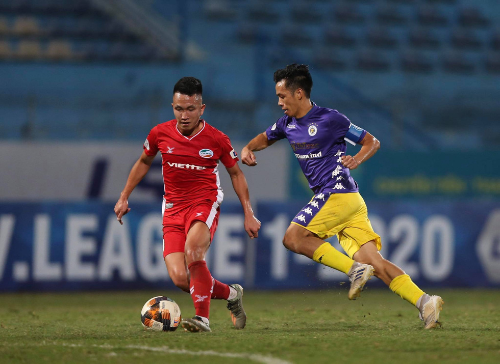 Hòa Viettel, CLB Hà Nội bị Sài Gòn vượt mặt trên bảng điểm - Ảnh 8.