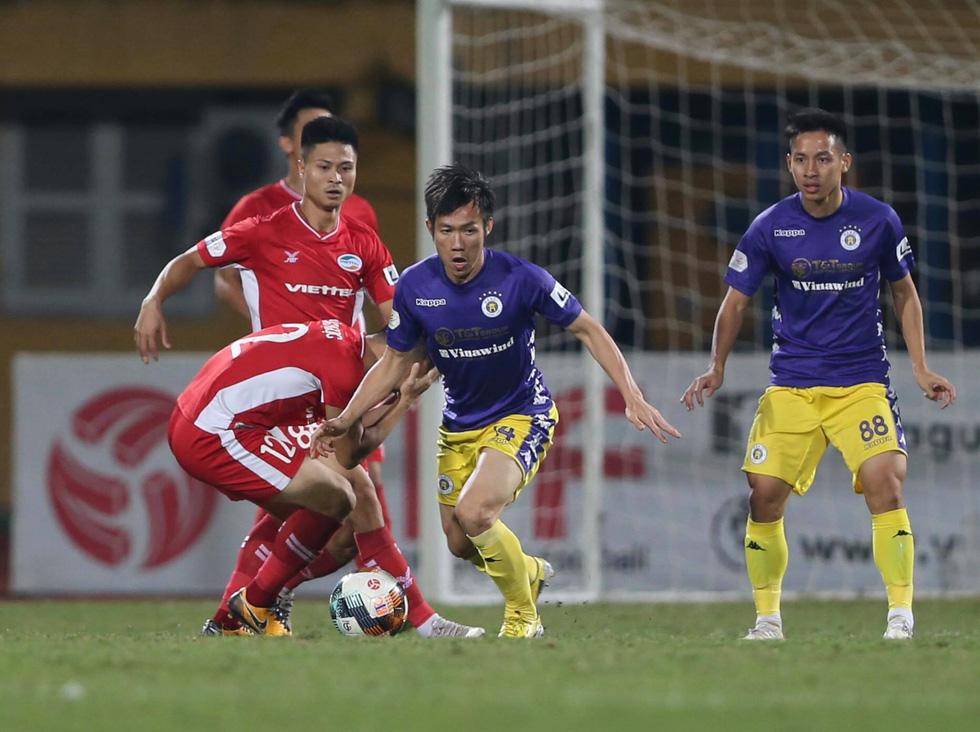 Hòa Viettel, CLB Hà Nội bị Sài Gòn vượt mặt trên bảng điểm - Ảnh 16.