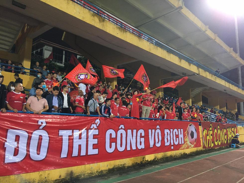Hòa Viettel, CLB Hà Nội bị Sài Gòn vượt mặt trên bảng điểm - Ảnh 25.