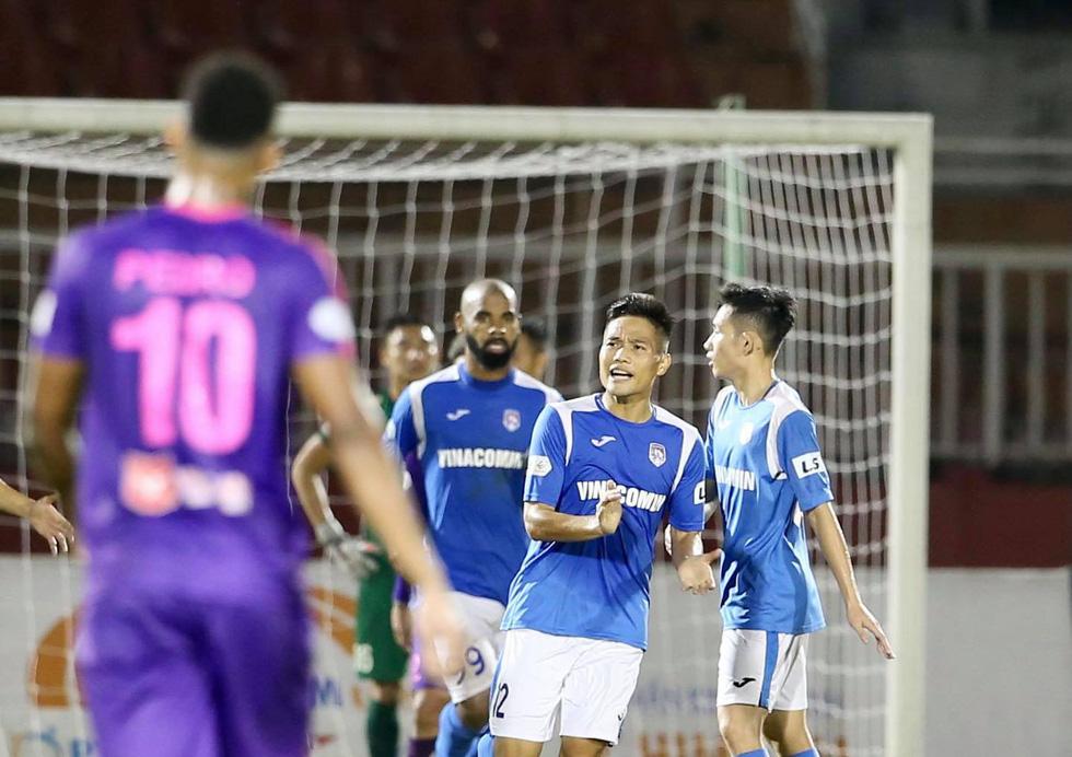 Hòa Viettel, CLB Hà Nội bị Sài Gòn vượt mặt trên bảng điểm - Ảnh 5.