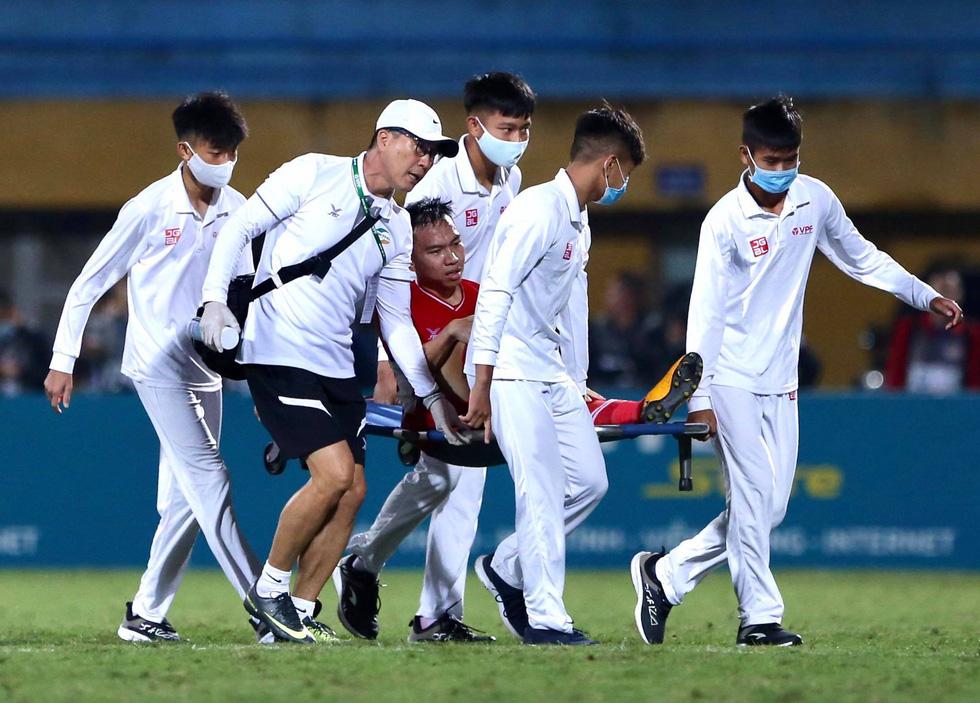 Hòa Viettel, CLB Hà Nội bị Sài Gòn vượt mặt trên bảng điểm - Ảnh 17.