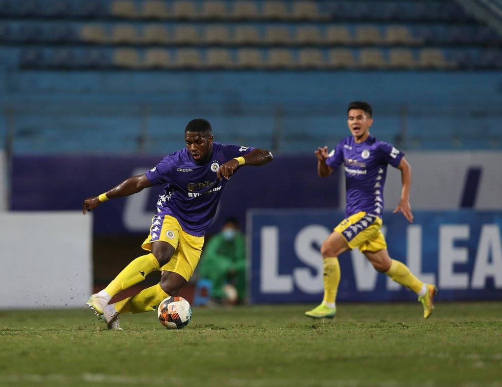 Hòa Viettel, CLB Hà Nội bị Sài Gòn vượt mặt trên bảng điểm - Ảnh 3.