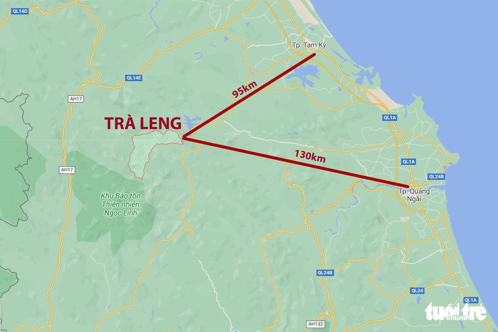 Nóng: Hai vụ sạt lở vùi lấp 53 người ở Quảng Nam, đã thông đường vào Nam Trà My - Ảnh 11.