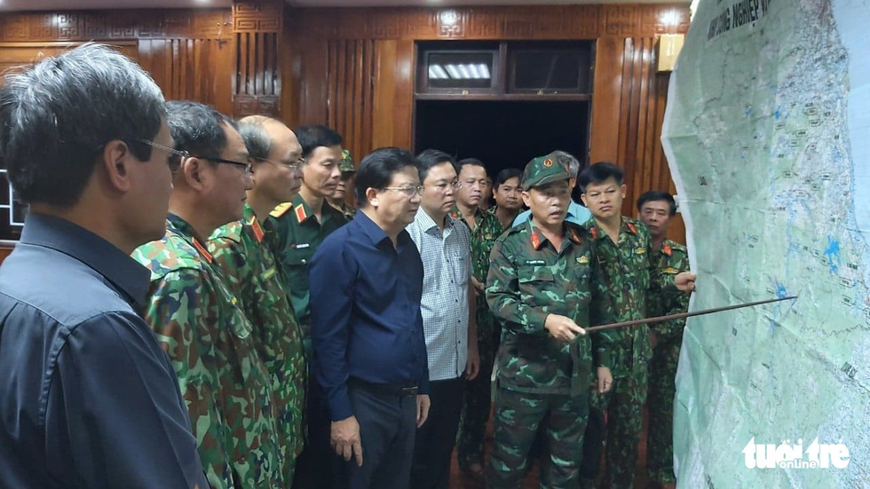 Nóng: Hai vụ sạt lở vùi lấp 53 người ở Quảng Nam, đã thông đường vào Nam Trà My - Ảnh 17.