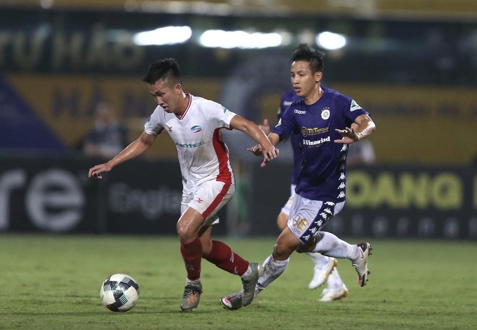Hòa Viettel, CLB Hà Nội bị Sài Gòn vượt mặt trên bảng điểm - Ảnh 27.