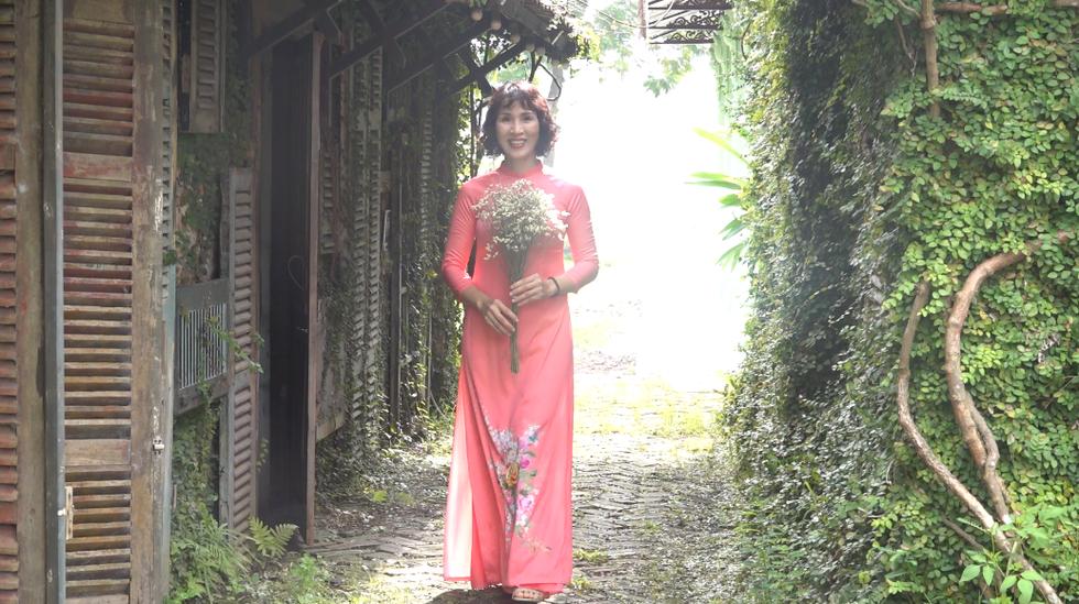 Những nữ 'chiến binh' rạng rỡ trong Tháng 10 hồng - Ảnh 4.
