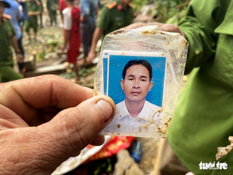 Cuộc tìm kiếm nhiều nước mắt bên dòng sông Leng - Ảnh 6.