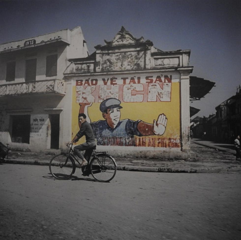 Những bức ảnh Hà Nội 1967-1975 của nhiếp ảnh gia Đức yêu Việt Nam sâu nặng - Ảnh 6.