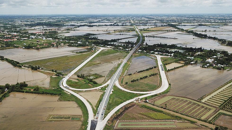 Gấp rút thông đường phía tây Đồng bằng sông Cửu Long - Ảnh 5.