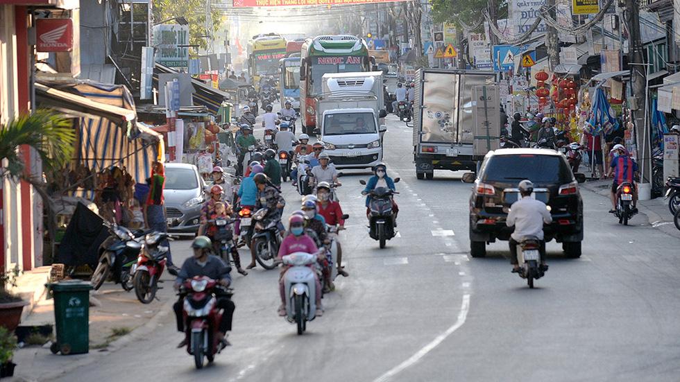Gấp rút thông đường phía tây Đồng bằng sông Cửu Long - Ảnh 8.