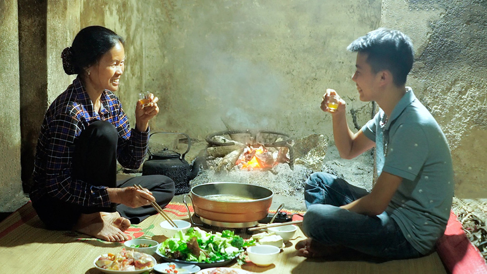 Ẩm thực mẹ làm - kênh YouTube đại diện Việt Nam thi YouTube FanFest 2020 - Ảnh 5.