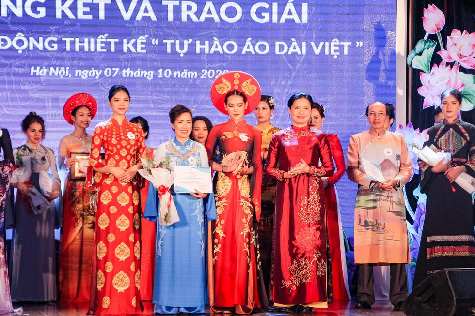 'Hoàng Thành Thăng Long' giải nhất 'Tự hào áo dài Việt' - Ảnh 2.