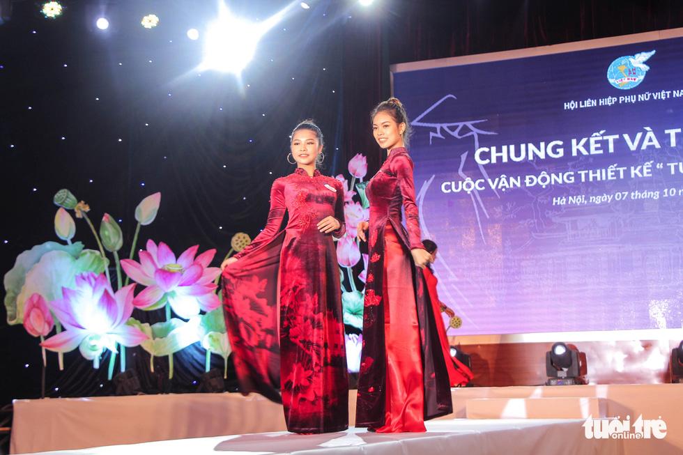 'Hoàng Thành Thăng Long' giải nhất 'Tự hào áo dài Việt' - Ảnh 6.
