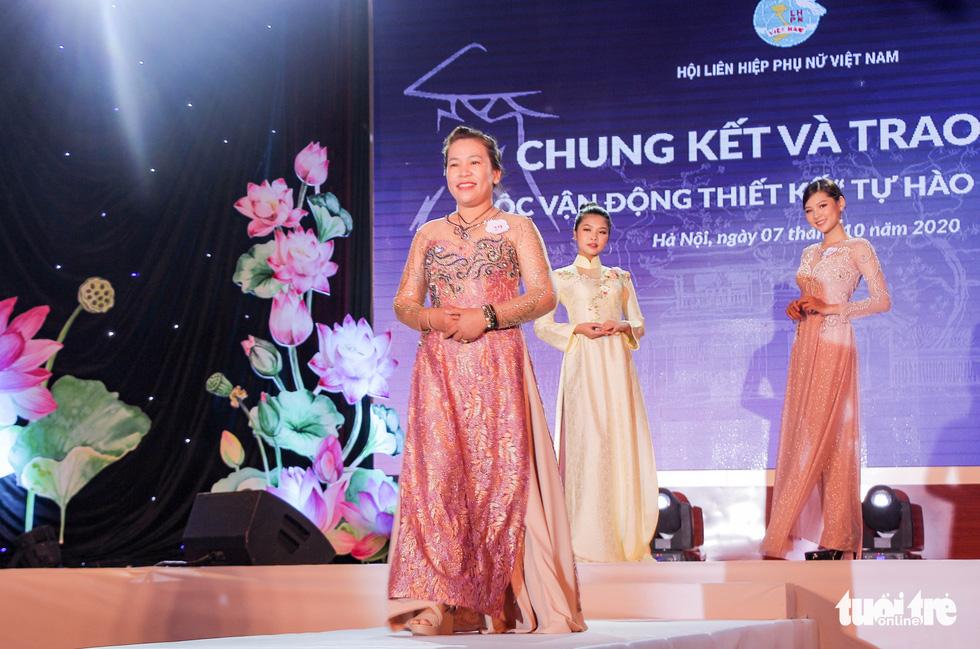 'Hoàng Thành Thăng Long' giải nhất 'Tự hào áo dài Việt' - Ảnh 5.