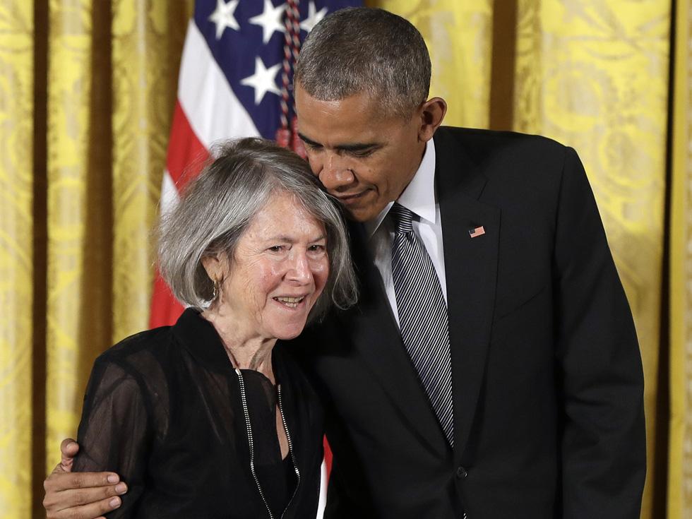 Louise Glück - Nobel văn chương 2020 - Nhà thơ của sự đổi thay và tái sinh cực đoan - Ảnh 1.