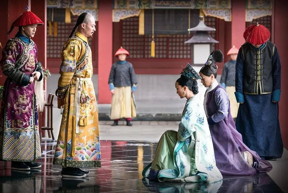 Phim cung đấu Trung Quốc: Xoa bóp tinh thần, đấu đá bất tận cũng đến lúc hạ màn - Ảnh 7.