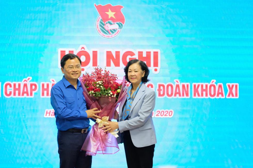 Anh Nguyễn Anh Tuấn được bầu làm bí thư thứ nhất Trung ương Đoàn - Ảnh 2.