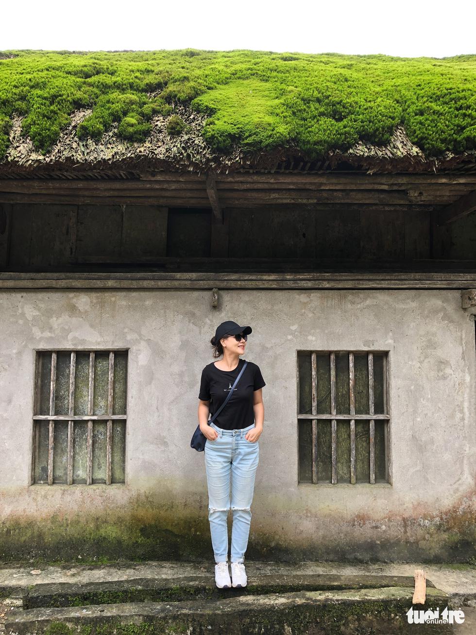 Hà Giang có những mái nhà đặc sắc - Ảnh 3.