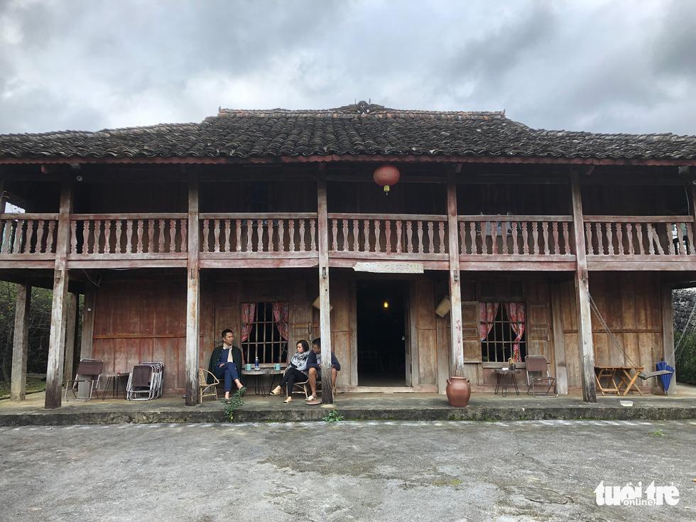 Hà Giang có những mái nhà đặc sắc - Ảnh 5.