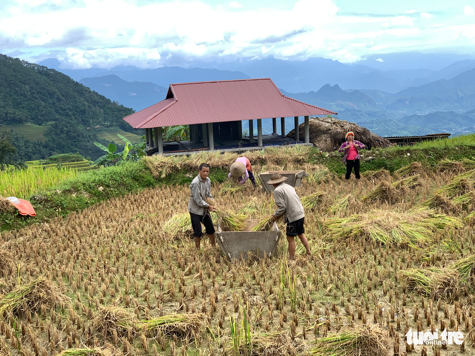 Hà Giang có những mái nhà đặc sắc - Ảnh 6.